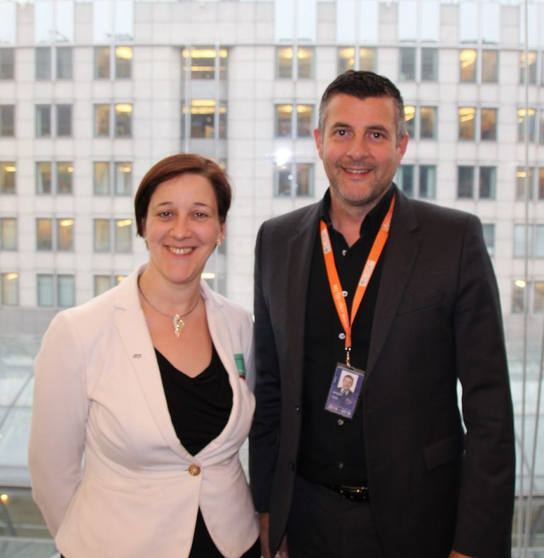 JCI European Knowhow Transfer mit Nadja Maraite