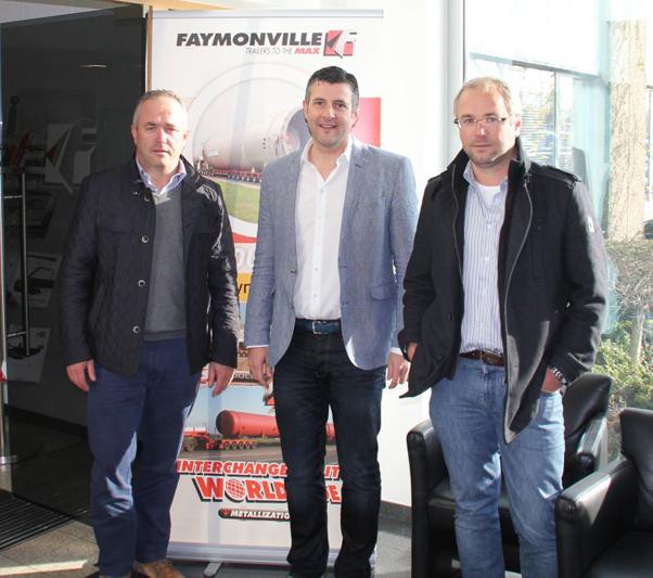 Besuch bei Faymonville AG