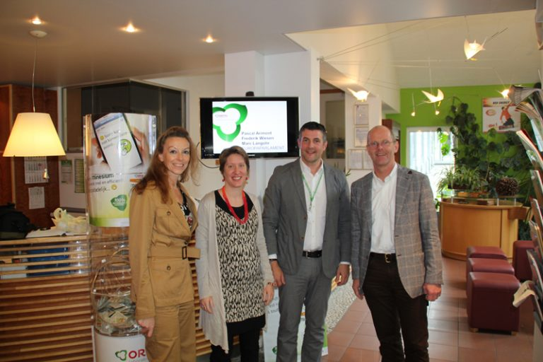 Besuch bei Ortis in Elsenborn
