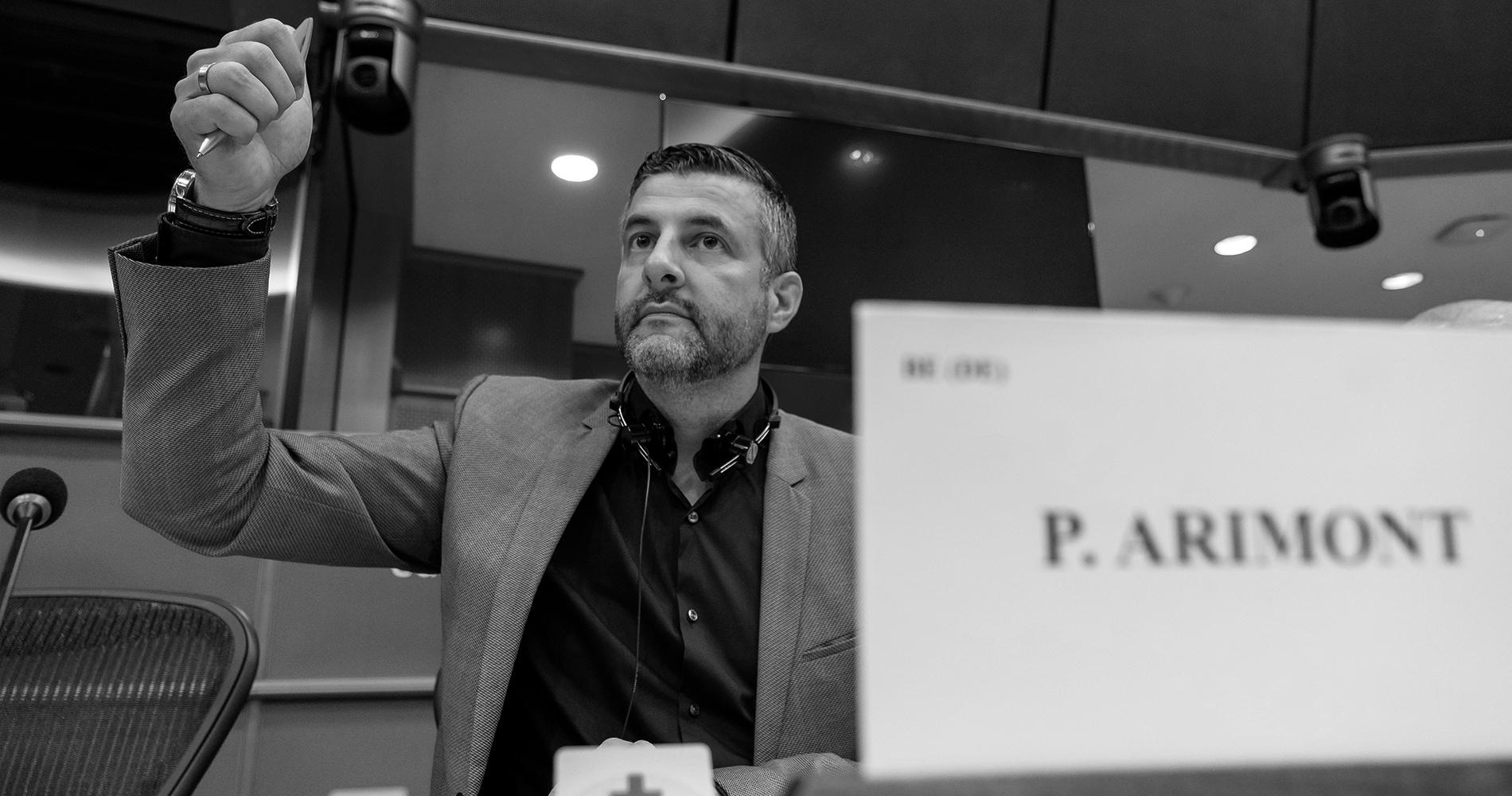Pascal Arimon - EU-Fördermittel