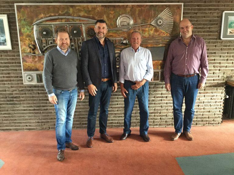 Besuch bei Keolis SADAR Autobus in Kelmis